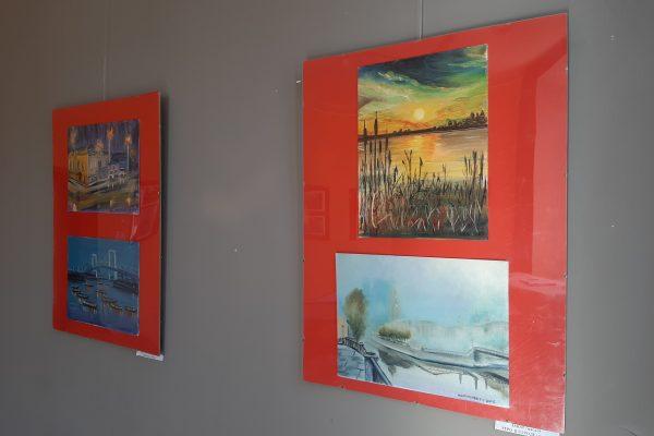 Выставка работ Е. Милентьевой в ТИЦе Советска (02)